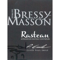 Bressy-Masson, Rasteau...